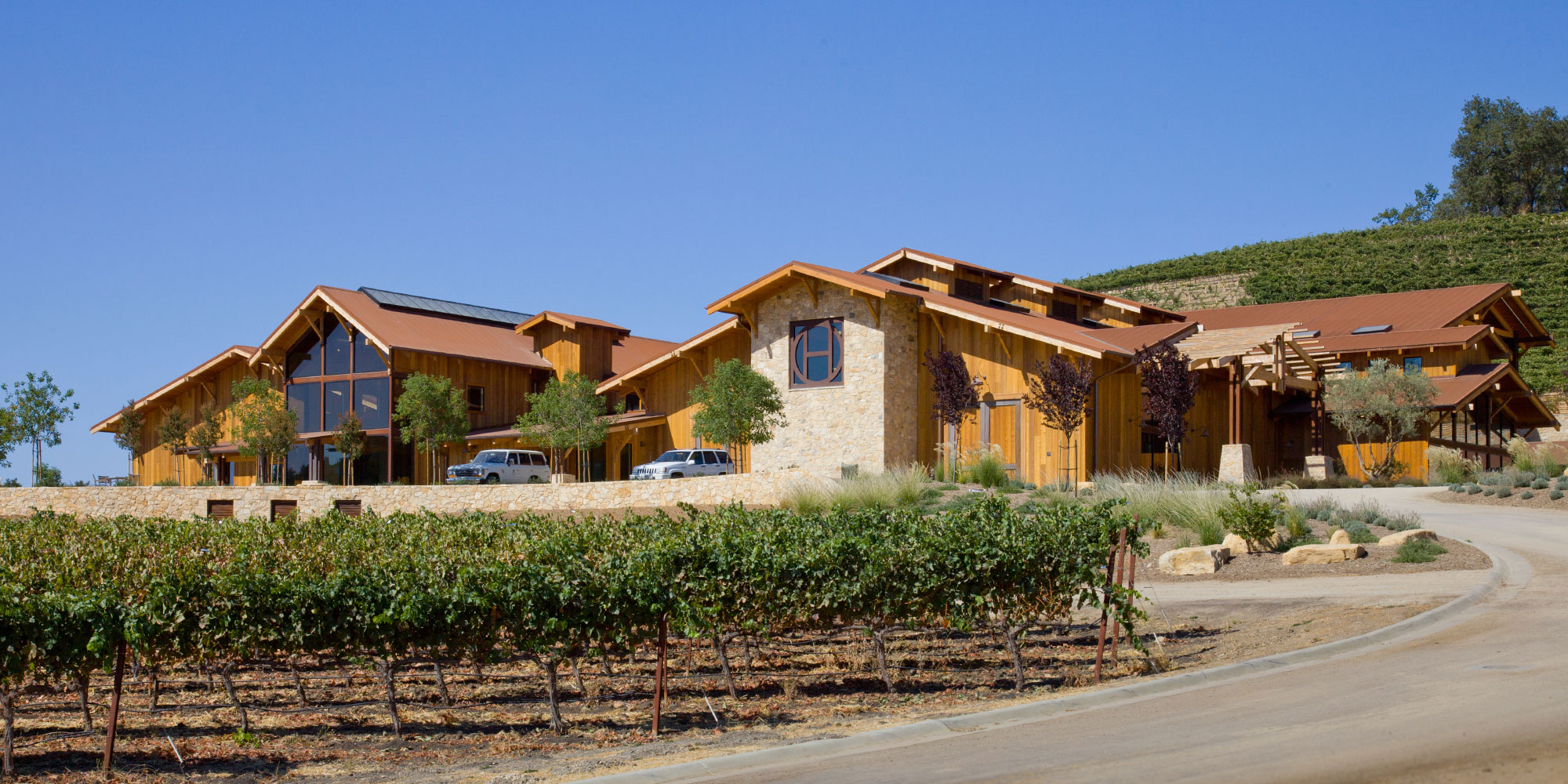 Windery Construction Company - Wine Cave Contractor - Halter Ranch Builder - JW Design and Construction