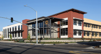 Multi-level Office Building Contractor - San Luis Obispo Construction Companies - JW Design & Construction