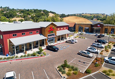 Santa Barbara County Grocery Store Contractor - New Frontiers Market Building Construction - Solvang, CA - JW Design & Construction