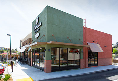 Arroyo Grande Restaurant Contractor - Fast Food Dinning Construction - JW Design & Construction