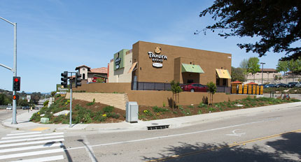 Panera Arroyo Grande Contractor - JW Design & Construction