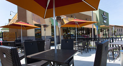 Restaurant Chain Construction Company - CA General Contractor - JW Design & Construction