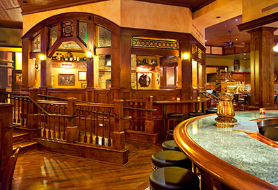 Arroyo Grande Restaurant Contractor - Restaurant Interior Construction - JW Design & Construction