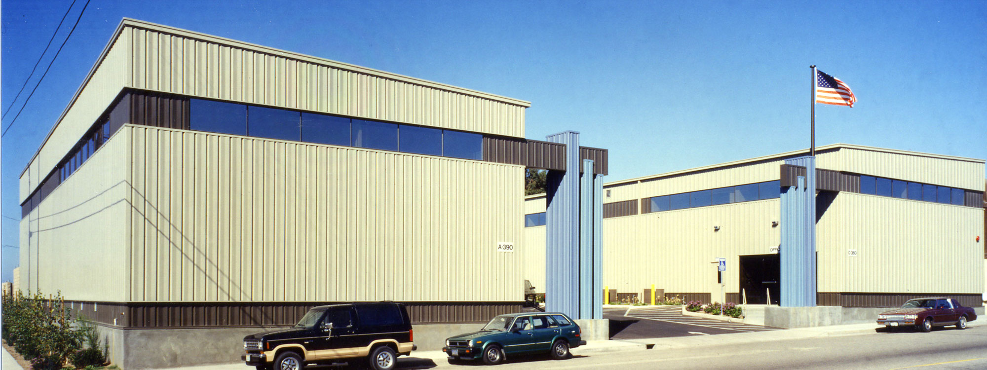 CA Fine Wire - Light Industrial Building Contractor and Builder - JW Design & Construction