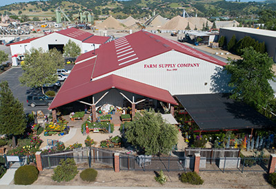 Retail Building Construction Company - Farm Supply Paso Robles, CA Building Construction - JW Design & Construction