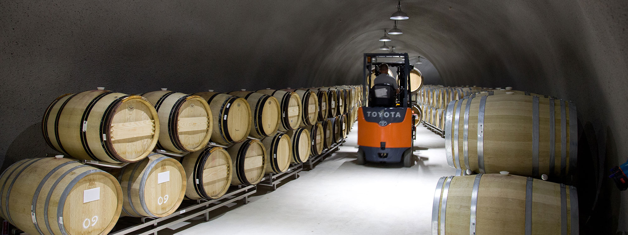 Winery Storage Caves Builder - Paso Robles, CA - JW Design & Construction