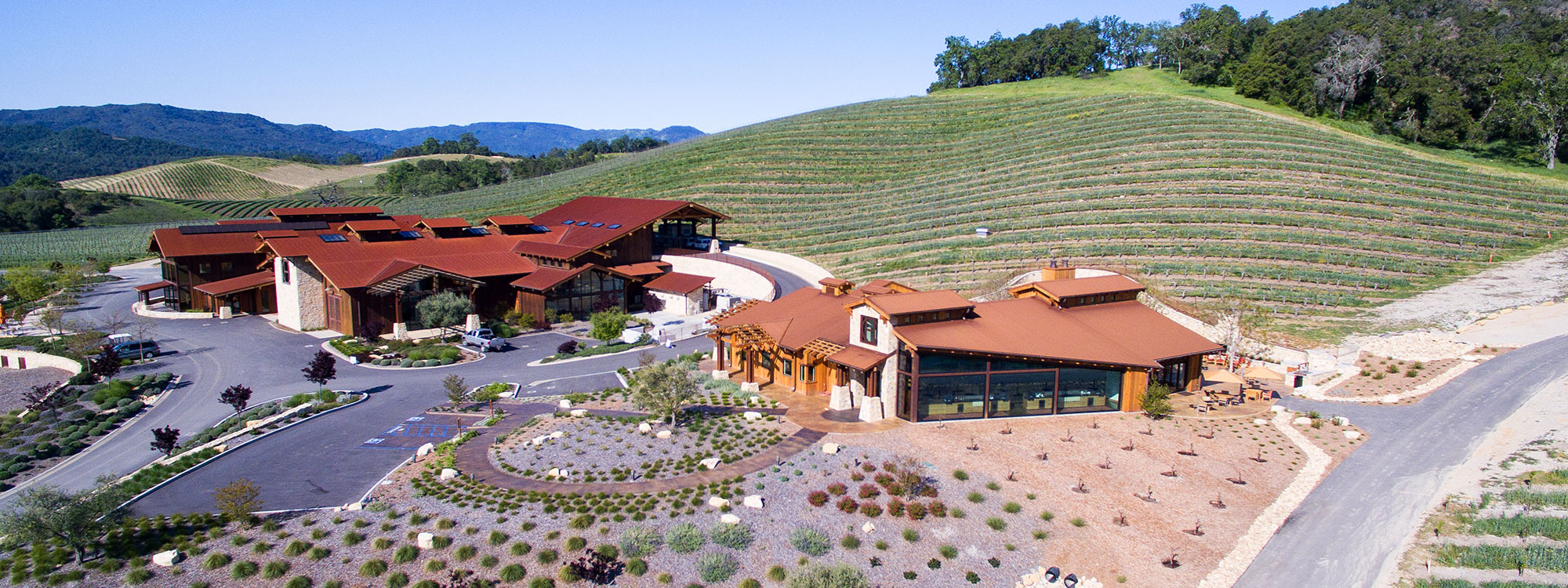 Winery Caves Contractor and Builder - JW Design & Construction
