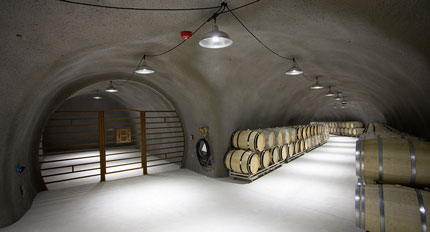 Wood and Timber built Winery - General Contractor Paso Robles, CA - JW Design & Construction